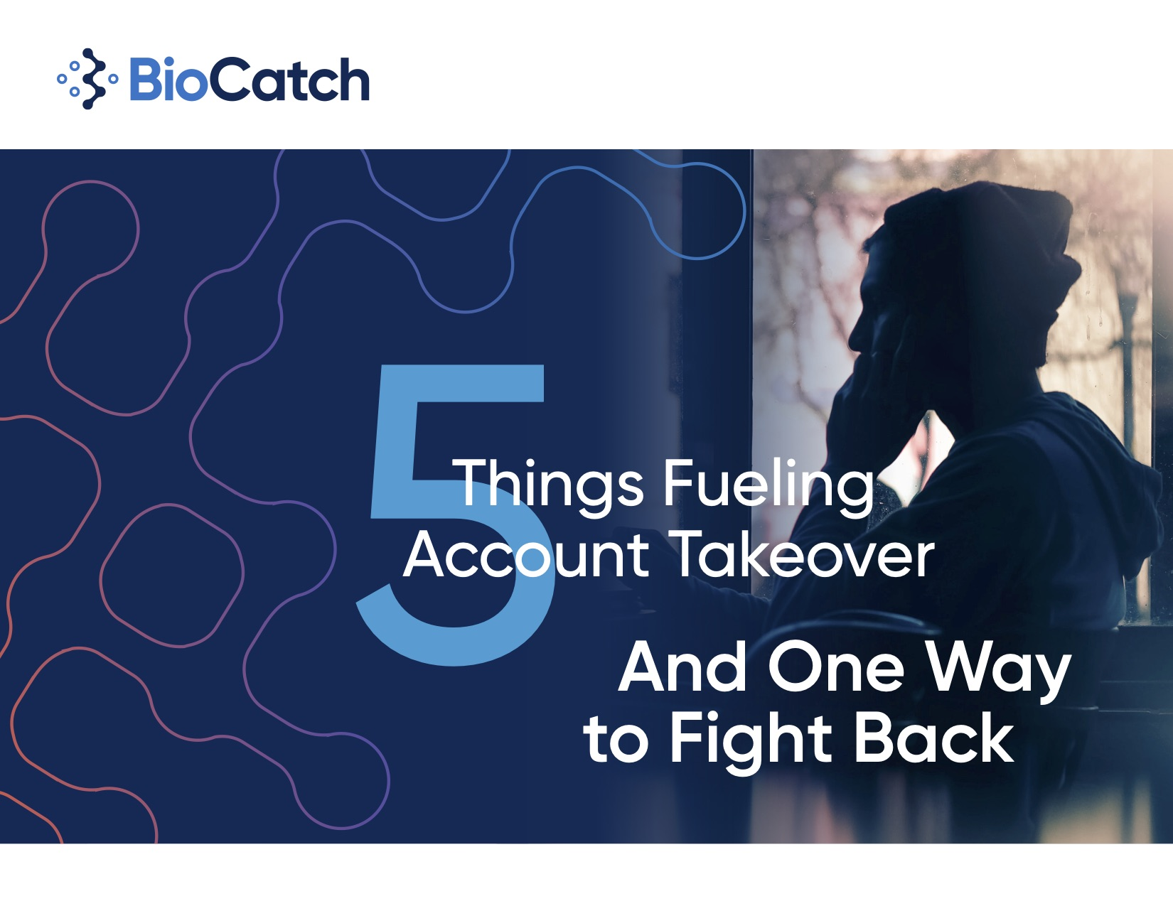 5 things fueling Account Takeover ebook cover