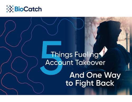 Five Things Fueling ATO Fraud Ebook