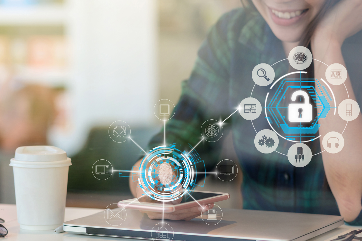 Digital Identity, Security & Biometrics — 3 Key Trends