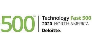 deloitte 2020 fast 500 award logo