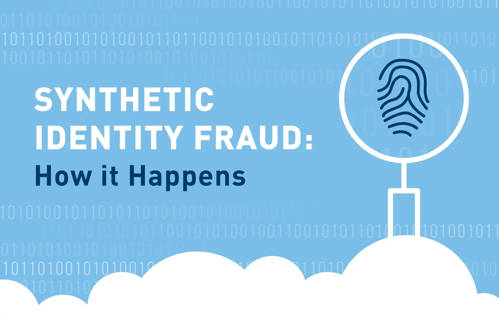 How Synthetic Identity Fraud Happens